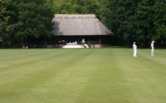 Jesus College Cricket Pavilion